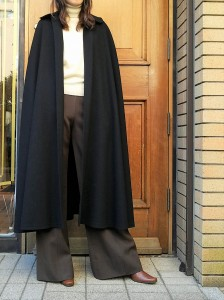 70s Yves Saint Laurent rive gauche Coat.